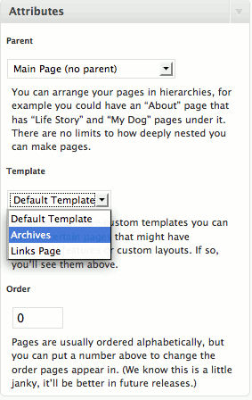 Wordpress custom page templates not displaying in dropdown for If page template wordpress