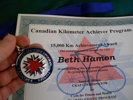 Achievment award