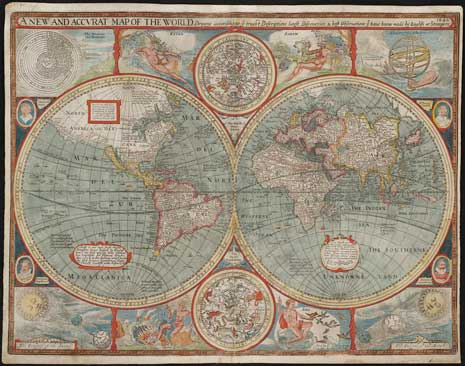 1626 map of the world