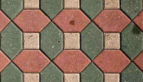 Repating tile pattern