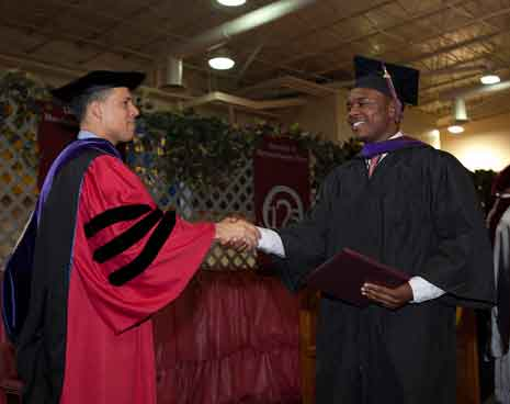 University of Maryland Eastern Shore Commencement