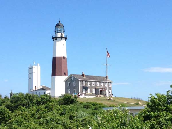 Lighthouse at Montauk