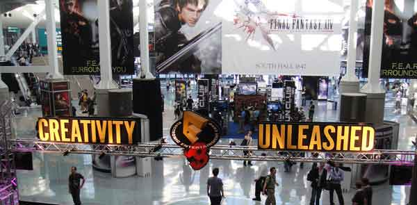 E3 2010 Creativity Unleashed