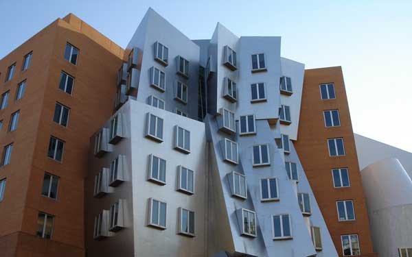 Stata Center at MIT