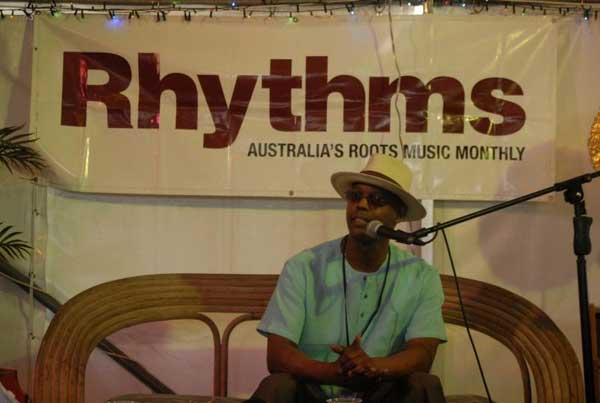 Rhythms: Australia's roots music monthly