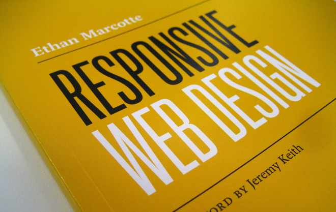 Responsive Web Design book cover