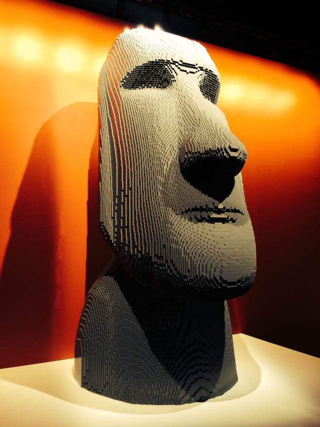 Lego reporduction of a figure at Easter Island.jpg