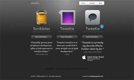 atebits' home page