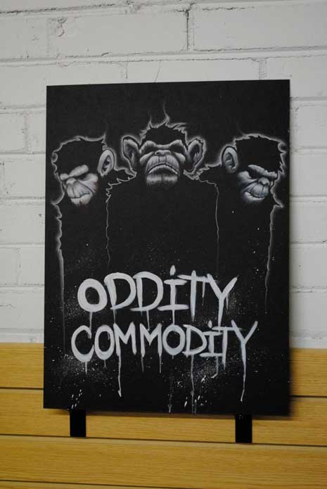 Oddity commodity