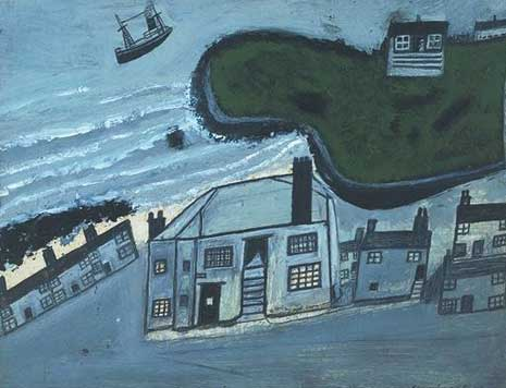 Alfred Wallis Hold House Port Mear Square Island
