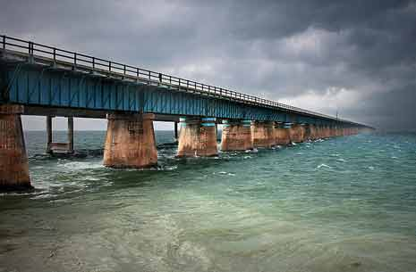 Marathon Bridge, Florida