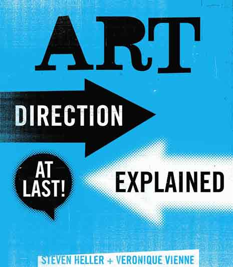 Art Direction Explained book cover
