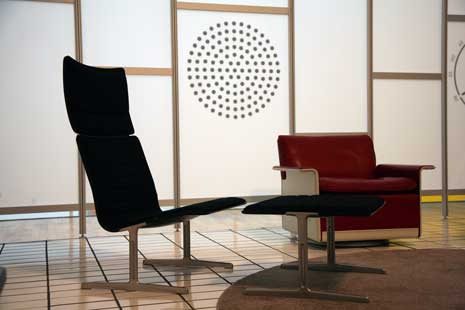 Dieter Rams chairs