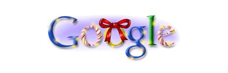 Google holiday logo