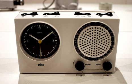 Brain radio by Dieter Rams