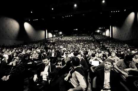 Audience at LeWeb 11 Les Docks-9308