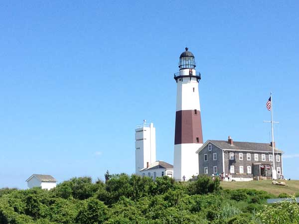 Lighthouse at Montauk