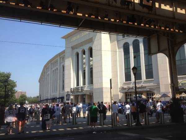 Yankee Stadium, Gate 6