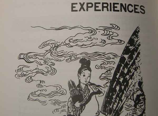 Chapter 5 from the Tao of Tai Chi Ch'uan: Experiences