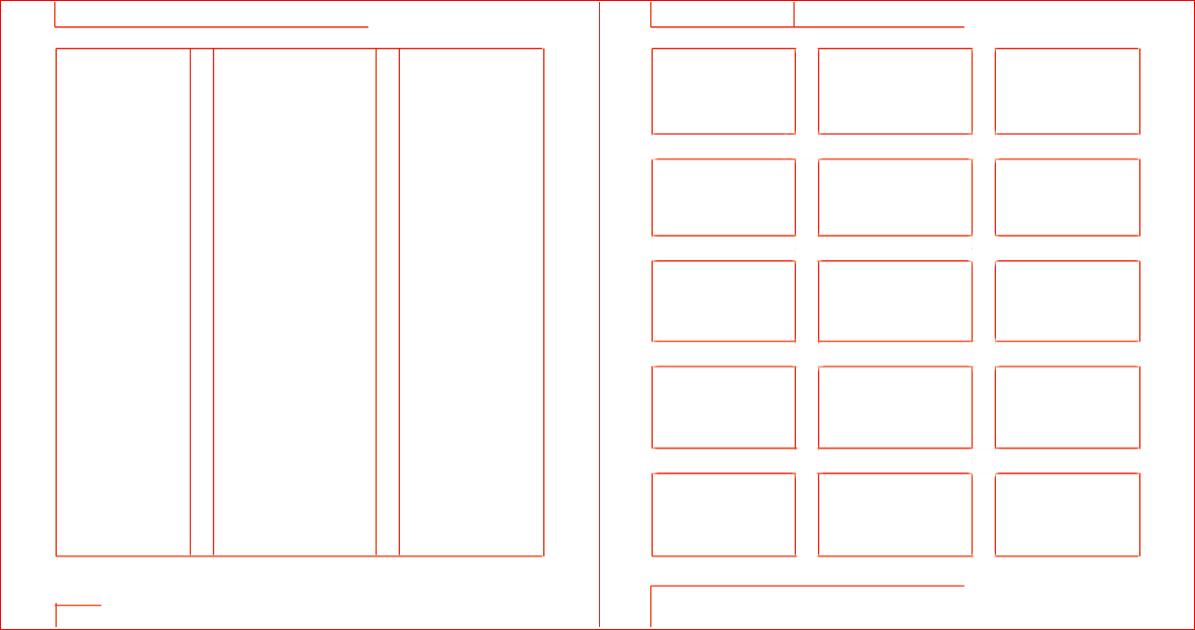 column and modular grids