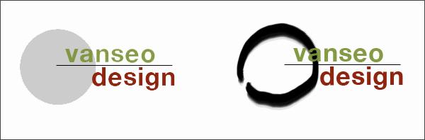 2 logos: circle theme and enso theme