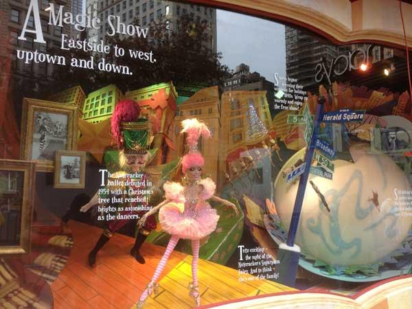 Macy's Window display