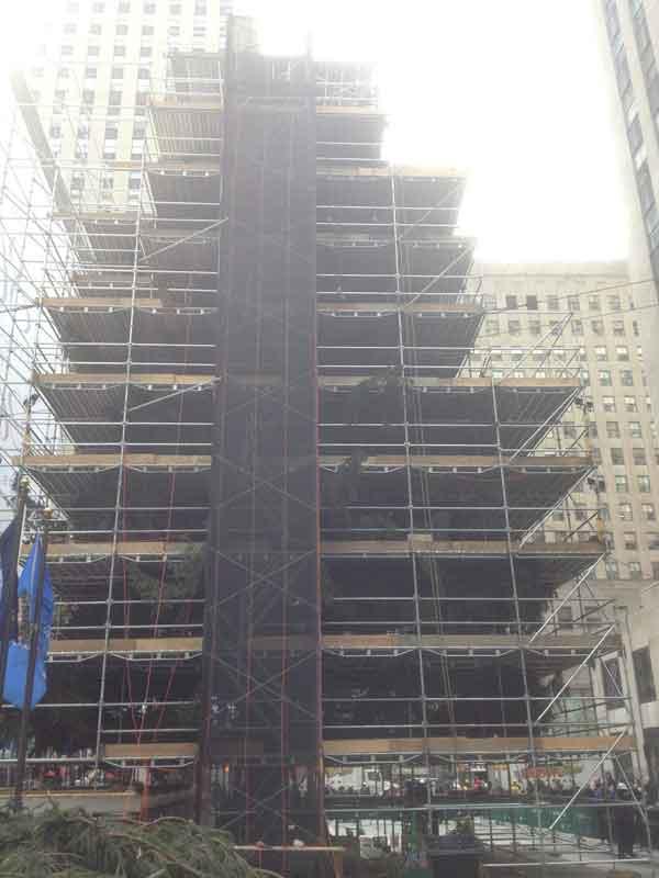 Rockefeller Center Chrismtas tree